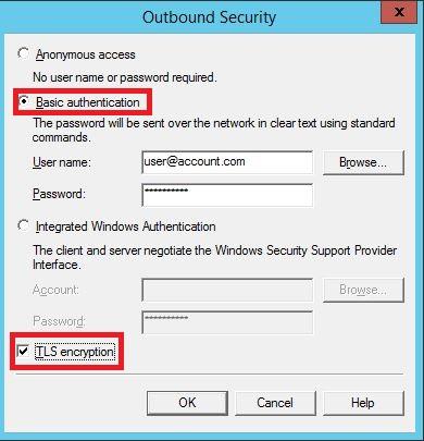 Gmail Voice Mail Notification - IIS SMTP Virtual Server Settings