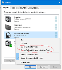 How to set up Softphone communication devices within MiCloud Connect